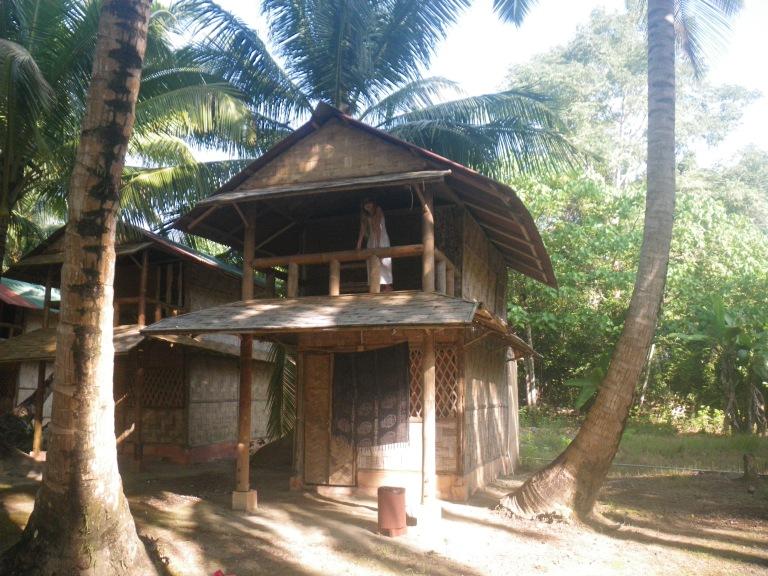 Diglipur huts - Travellingminstrel #
