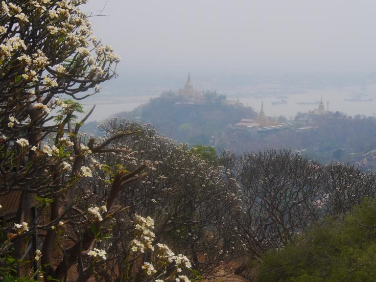 sagaing-hill